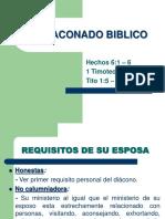Taller 4 - REQUISITOS DIACONOS.ppt