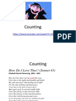Counting Presentation