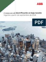 Catalogue de Produits ABB 2018