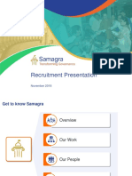 About Samagra - Transforming Governance