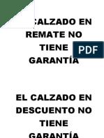 EL CALZADO EN REMATE NO TIENE GARANTÍA.docx