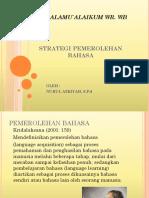 A 27 Nurul Azkiyah Presentasi Profesional Bi