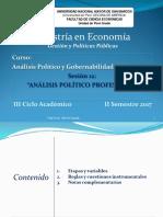 12 Analisis Politico Profesional