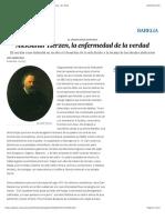 Aleksandr Herzen, la enfermedad de la verdad | Babelia | EL PAÍS