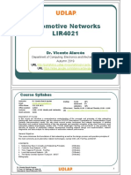 Automotive Networks LIR4021