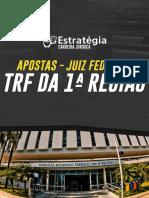 Apostas TRF1