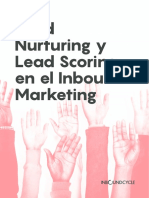 eBook Lead Nurturing Lead Scoring