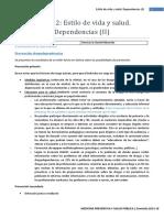E15 - Estilo de Vida y Salud. Dependencias (T12)