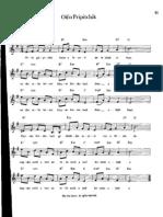 Jewish Music Book - Yiddish Songs, Partitions, Sheet Music