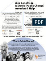 English Public Charge Outreach - Alhambra