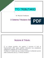 Sistema Tributario Italiano 2014 2015 Tambascia