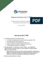 Magusa C TPAT Requerimientos Ene 2016