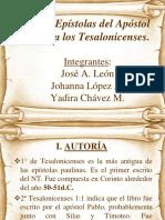 Tesalonicenses