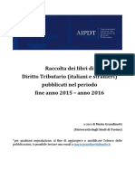 LibriDirittoTributario2015_2016MarioGrandinetti