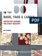 1000 Bags Tags Labels