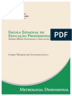 Eletromecanica Metrologia Dimensional