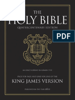 The Holy Bible, King James Version (1611 Facsimile) - Oxford University Press (2010), Gordon Campbell (Ed.)