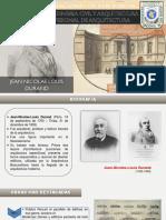 El Pensamiento Arquitectónico de Louis Durand