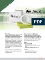 SaleSheet Amezcua Bio Light + Bio Disc 2