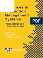 (IFIP — the International Federation for Information Processing) Asbjørn Rolstadås (Auth.), Norio Okino, Hiroyuki Tamura, Susumu Fujii (Eds.)-Advances in Production Management Systems_ Perspectives An