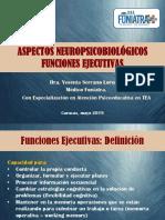 Funciones Ejecutivas Aspectos Neuropsicobiológicos