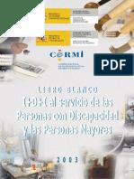 libro blanco i+d al servicio de las personas con discapacidad y las personas mayores