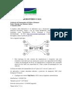 Avaliação de Desempenho de Redes e Sistemas