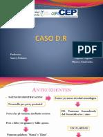 Caso Clínico David R.