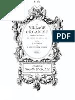 The Village Organist Deel 1