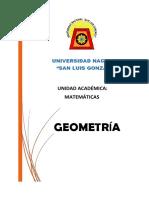 Geometria Bloque II