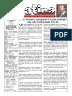 Datina - Weekend - Editie Nationala -7-8.09.2019 - prima pagină