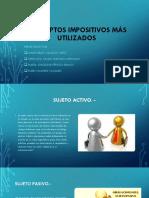 PRESENTACION DE LA TRIBUTACION EN BOLIVIA.pptx