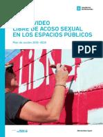 Plan Montevideo libre de acoso