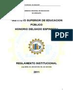 Reglamento Interno Final 2012 Agos