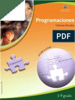 Programaciones CCSS 1-9