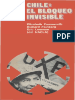 Chile El Bloqueo Invisible