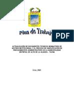 PLAN DE TRABAJO  AFIN A LA GPP.doc