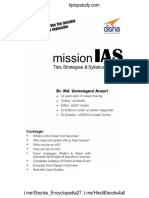 -Tiptopstudy.com- Mission IAS Prelim Main Exam, Trends