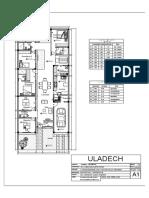 Plano de Distribución Arquitectura