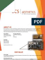 Bcs Aesthetics Profile - Zap