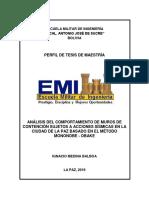 PERFIL DE TESIS GUIA PARA MAESTRIA EN ING ESTRUCTURAL
