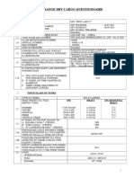 FOrmat of BAltic questionnaire