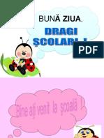 Inceput Dean Scola r