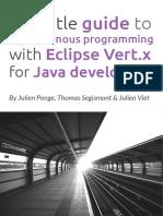 Guide for Java Devs Vert.x