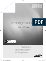 Washing machine - Samsung - wd0754w8e.pdf