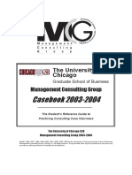 Chicago Booth Casebook-2003