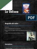 La Odisea Powerpoint