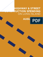 Local Construction Spending Report
