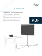 Room 55 With Floorstand Installation Guide