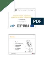 EFMN CD 2007 - Steinmuller